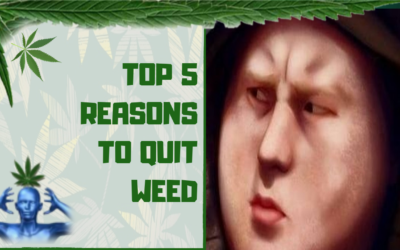 Top 5 Reasons To Quit Weed – With CopperCab!